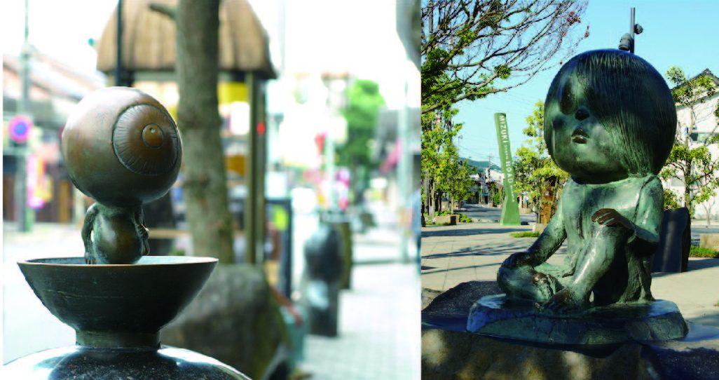 【鳥取店】9月の着物de水木しげるロード